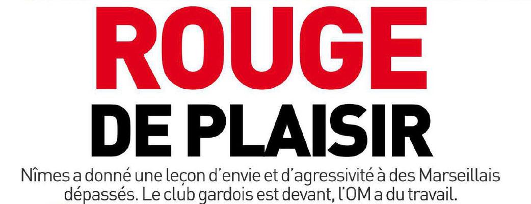 CHAMPIONNAT DE LIGUE 1 CONFORAMA , SAISON 2018-2019, J 2 :  NÎMES OLYMPIQUE - OLYMPIQUE DE MARSEILLE  - Page 5 Img_7576