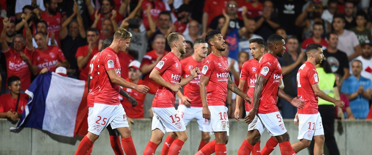CHAMPIONNAT DE LIGUE 1 CONFORAMA - SAISON 2018-2019 -  J 3 : TOULOUSE FC  - NÎMES OLYMPIQUE  Img_7646