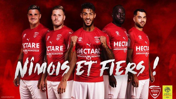 CHAMPIONNAT DE LIGUE 1 CONFORAMA - SAISON 2018-2019 -  J 3 : TOULOUSE FC  - NÎMES OLYMPIQUE  Img_7647