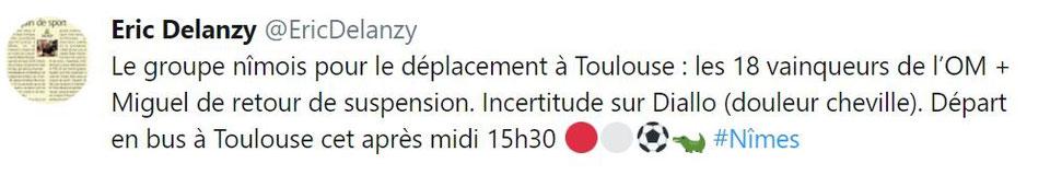 CHAMPIONNAT DE LIGUE 1 CONFORAMA - SAISON 2018-2019 -  J 3 : TOULOUSE FC  - NÎMES OLYMPIQUE  Img_7648