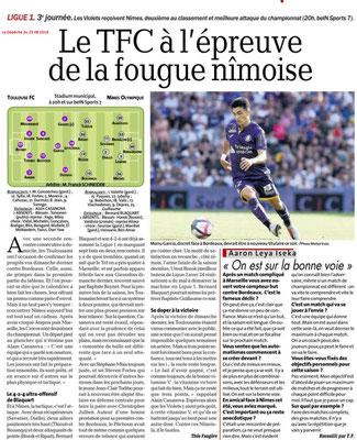 CHAMPIONNAT DE LIGUE 1 CONFORAMA - SAISON 2018-2019 -  J 3 : TOULOUSE FC  - NÎMES OLYMPIQUE  - Page 2 Img_7716