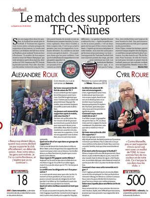 CHAMPIONNAT DE LIGUE 1 CONFORAMA - SAISON 2018-2019 -  J 3 : TOULOUSE FC  - NÎMES OLYMPIQUE  - Page 2 Img_7717