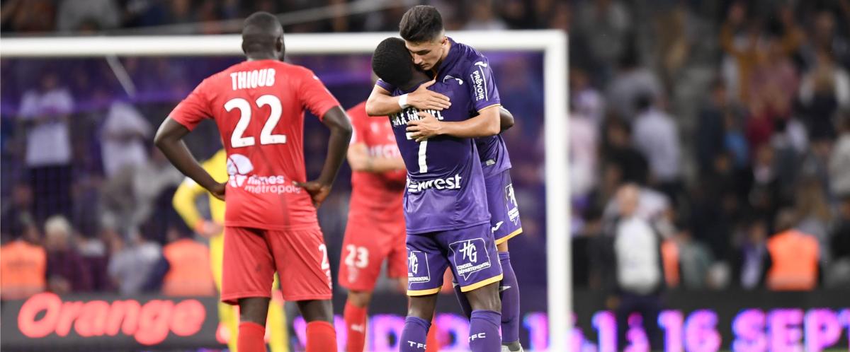 CHAMPIONNAT DE LIGUE 1 CONFORAMA - SAISON 2018-2019 -  J 3 : TOULOUSE FC  - NÎMES OLYMPIQUE  - Page 2 Img_7724
