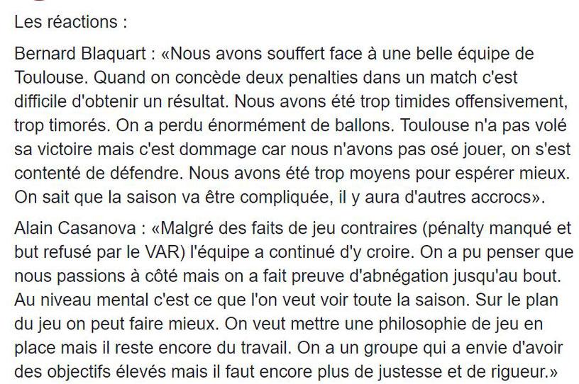 CHAMPIONNAT DE LIGUE 1 CONFORAMA - SAISON 2018-2019 -  J 3 : TOULOUSE FC  - NÎMES OLYMPIQUE  - Page 2 Img_7727