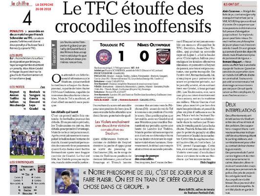 CHAMPIONNAT DE LIGUE 1 CONFORAMA - SAISON 2018-2019 -  J 3 : TOULOUSE FC  - NÎMES OLYMPIQUE  - Page 2 Img_7729
