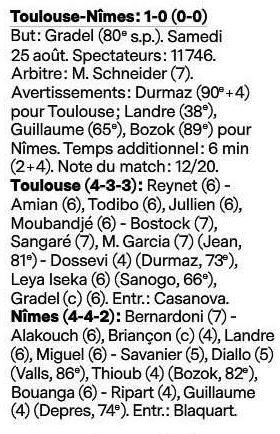 CHAMPIONNAT DE LIGUE 1 CONFORAMA - SAISON 2018-2019 -  J 3 : TOULOUSE FC  - NÎMES OLYMPIQUE  - Page 2 Img_7742