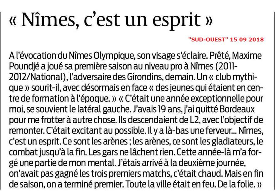 5EME JOURNÉE DE LIGUE 1 CONFORAMA : GIRONDINS DE BORDEAUX / NÎMES OLYMPIQUE  - Page 2 Img_7840