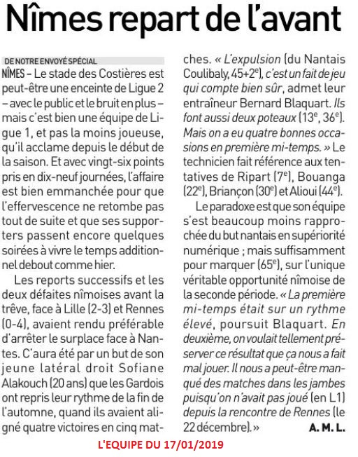 17ème journée de Ligue 1 Conforama : NÎMES OLYMPIQUE - FC NANTES  - Page 3 Img_8622