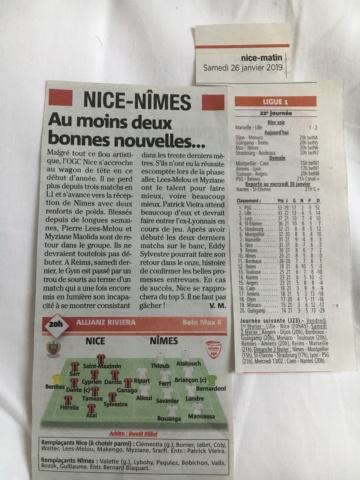 Championnat de Ligue 1 Conforama - J 22 - OGCN / NO  Img_8722