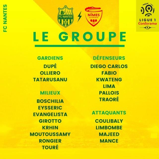 24e JOURNÉE DE LIGUE 1 CONFORAMA : FC NANTES - NIMES OLYMPIQUE  - Page 2 Img_8744