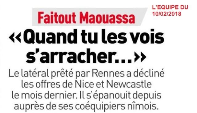 24e JOURNÉE DE LIGUE 1 CONFORAMA : FC NANTES - NIMES OLYMPIQUE  - Page 2 Img_8745