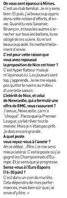 24e JOURNÉE DE LIGUE 1 CONFORAMA : FC NANTES - NIMES OLYMPIQUE  - Page 2 Img_8748
