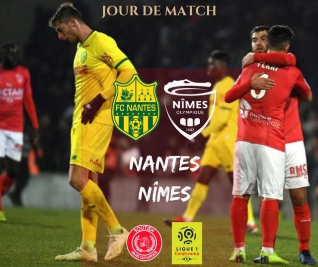 24e JOURNÉE DE LIGUE 1 CONFORAMA : FC NANTES - NIMES OLYMPIQUE  - Page 2 Img_8756