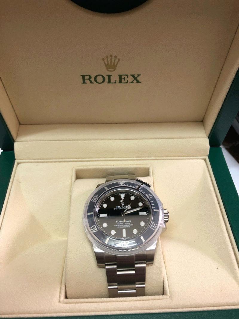 Presentación: Rolex Submariner 114060 15200016