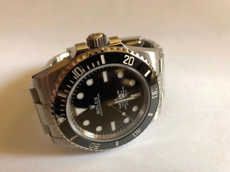 Presentación: Rolex Submariner 114060 15200017
