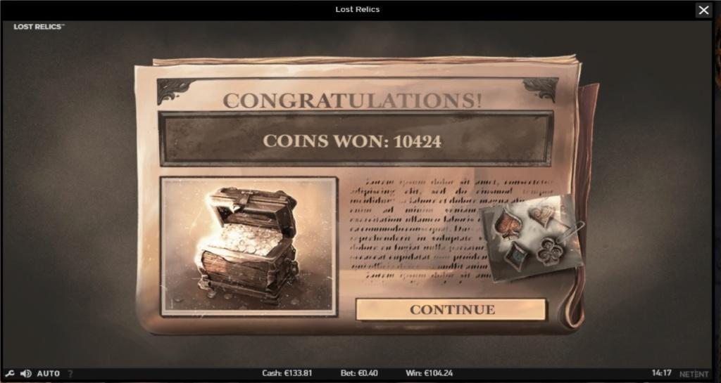 Screenshoty naszych wygranych (minimum 200zł - 50 euro) - kasyno - Page 37 Lost10