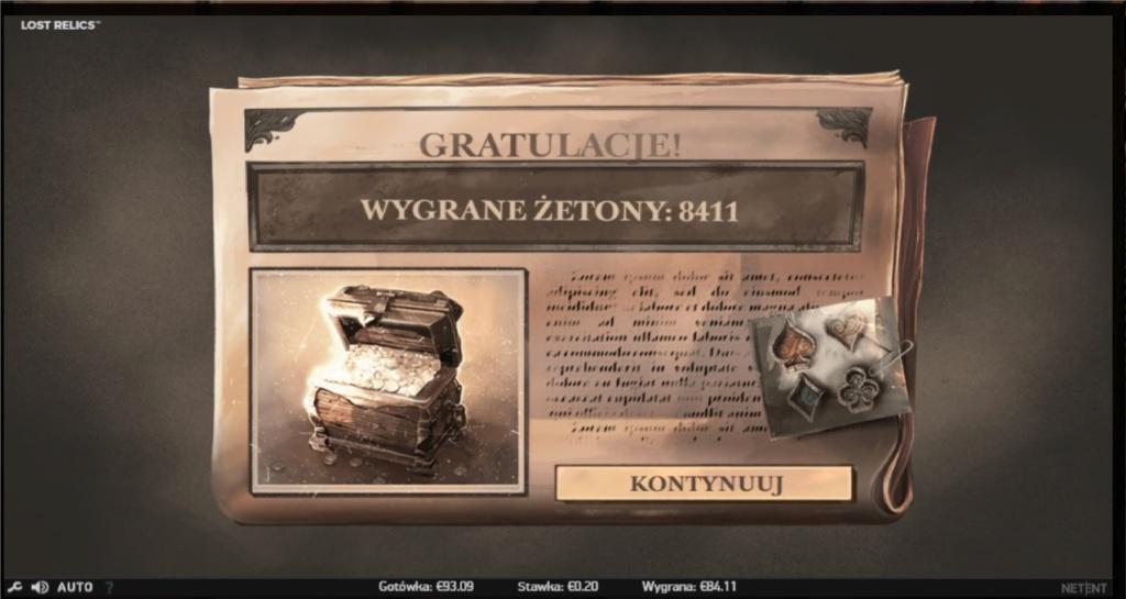 Screenshoty naszych wygranych (minimum 200zł - 50 euro) - kasyno - Page 37 Lost11