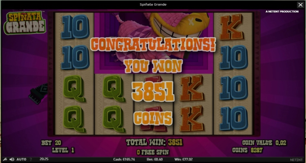 Screenshoty naszych wygranych (minimum 200zł - 50 euro) - kasyno - Page 37 Spinat10