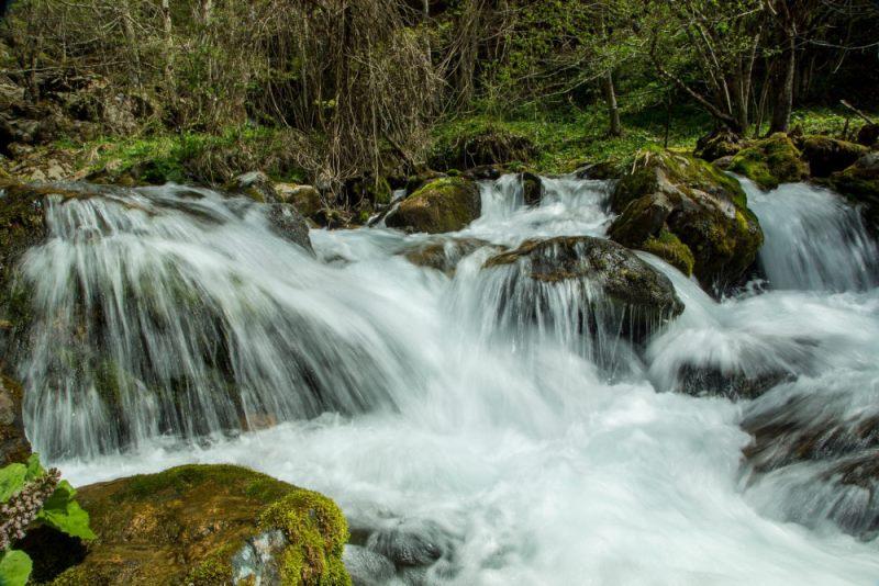 Reka Una Štrbački buk Neretv11