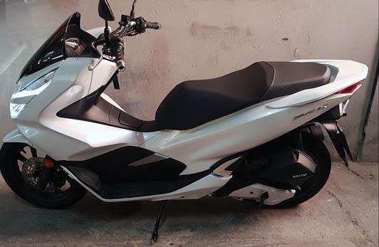 Nuevo modelo PCX 2018 0210