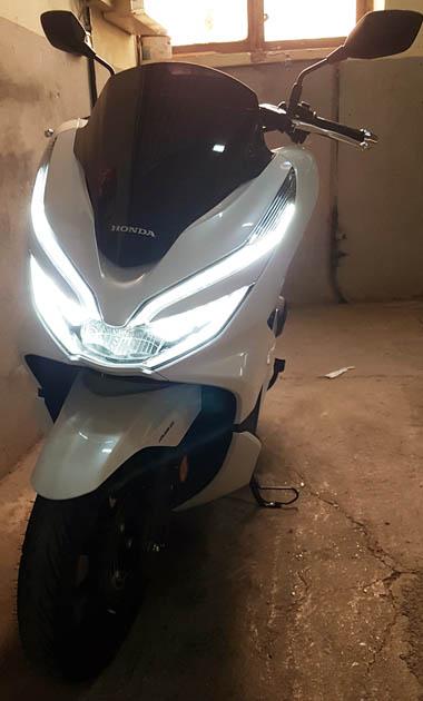 Nuevo modelo PCX 2018 0310