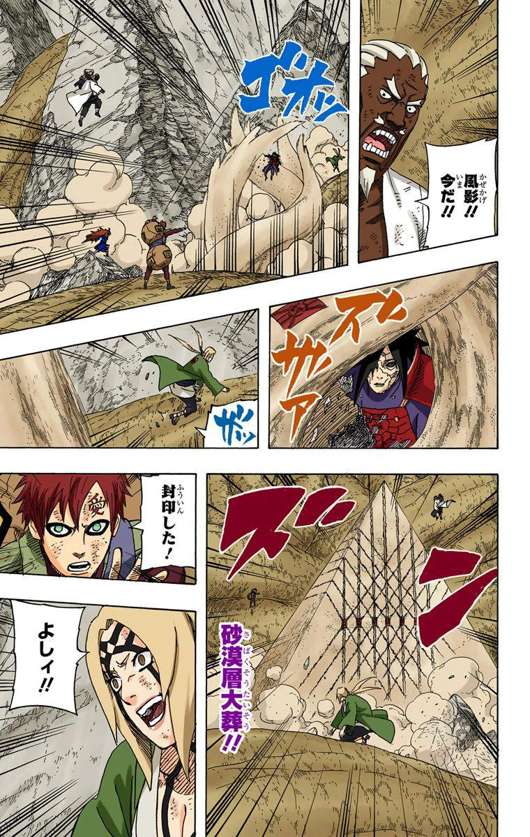 Itachi e Nagato vs 5 Kages - Página 6 03410