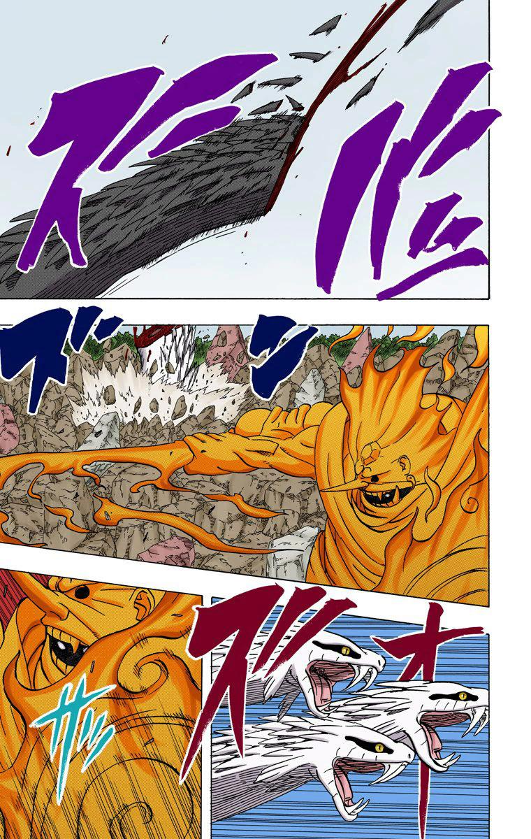 Nagato vs Itachi e Kisame 0521110