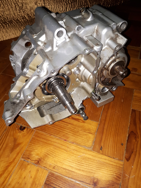 Motor cbr 125 - Como desmontar? Toc1fl11