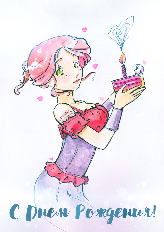 Ваши рисунки Mira-d10