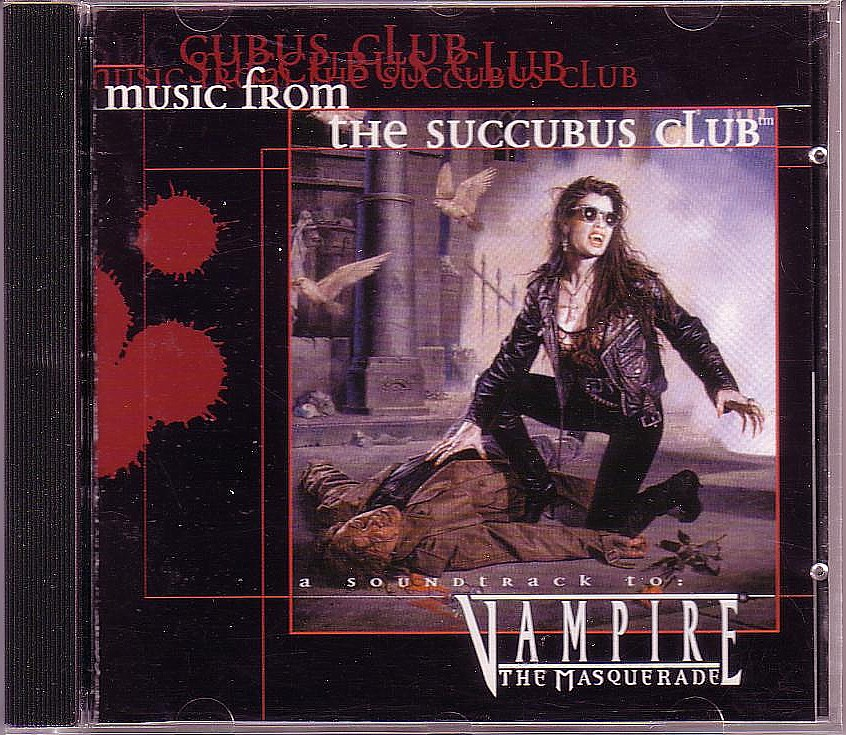 Music From The Succubus Club (CD audio) Music_10