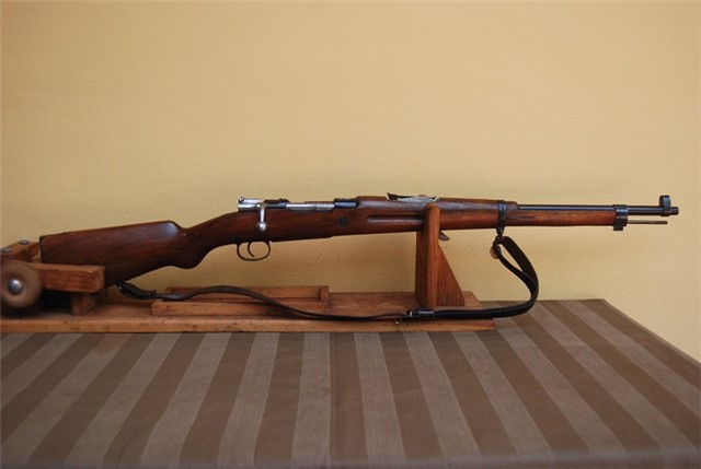 Fusil Reformado 7 - los ORÏGENES. Pix76710