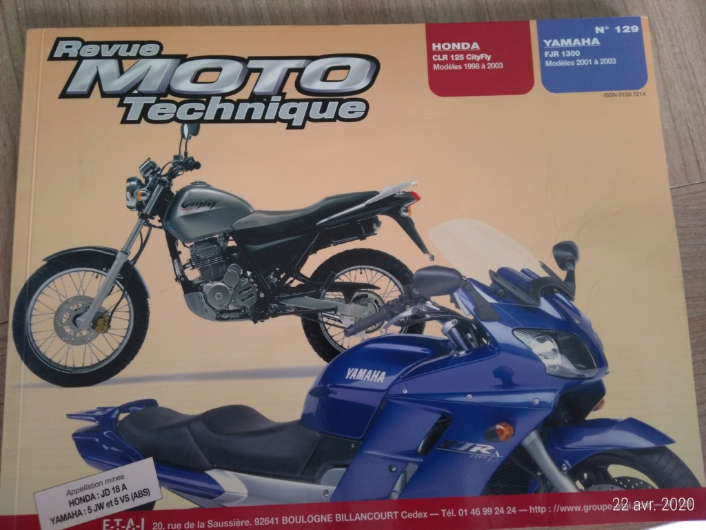 Revue Technique 2001/2005 P_202029