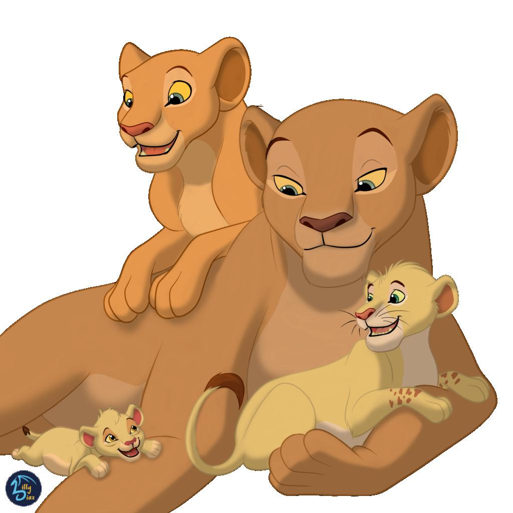 Leontubre... o sea, Inktober pero con leones xd Famili10