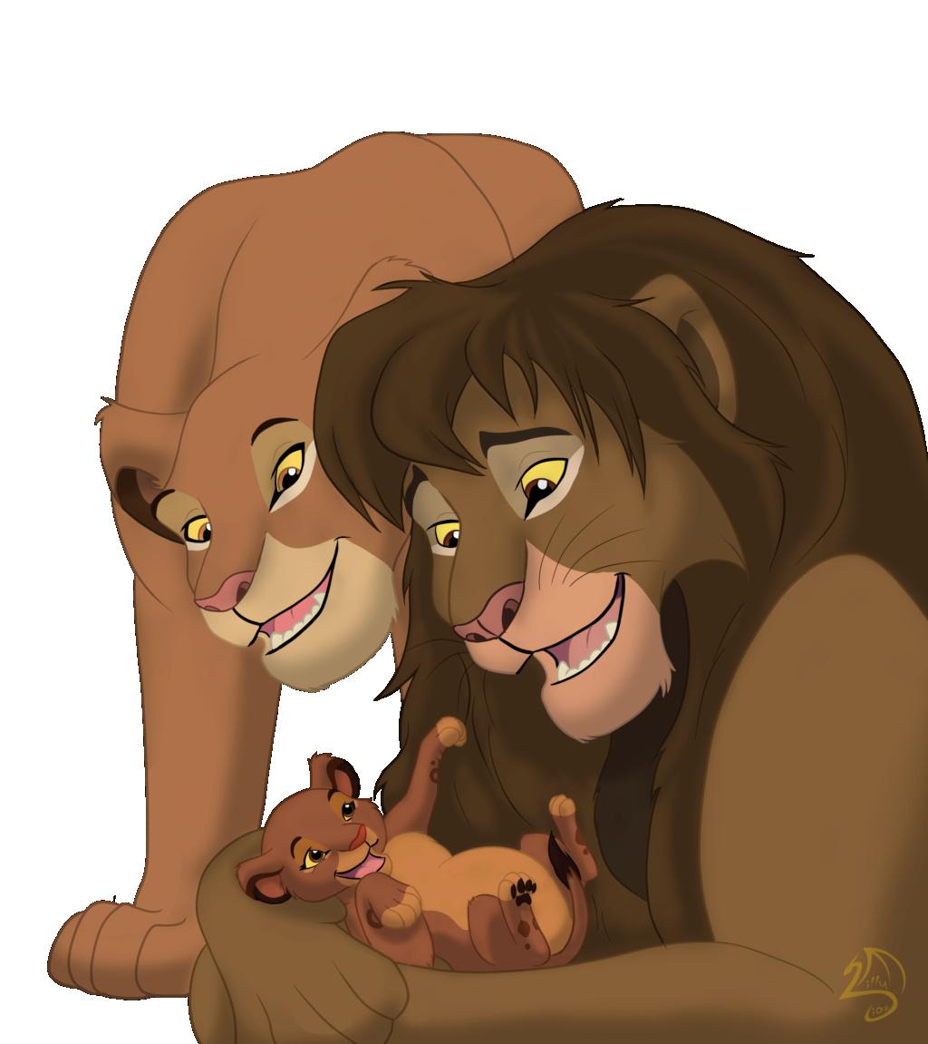 Leontubre... o sea, Inktober pero con leones xd Felici10