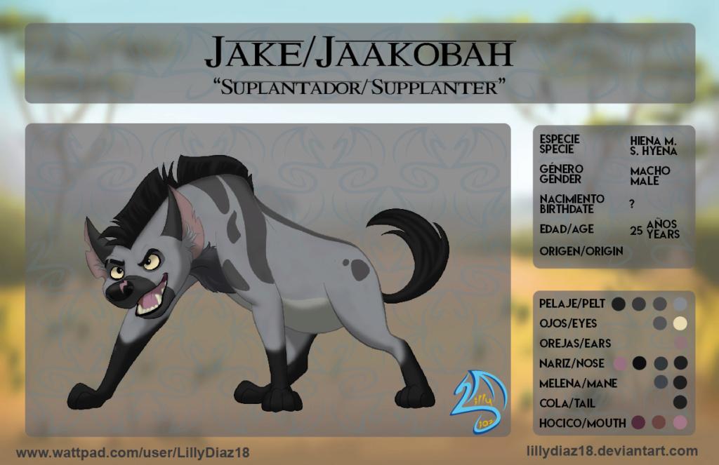 I'll be Good (JanjaxJasiri) Jake10