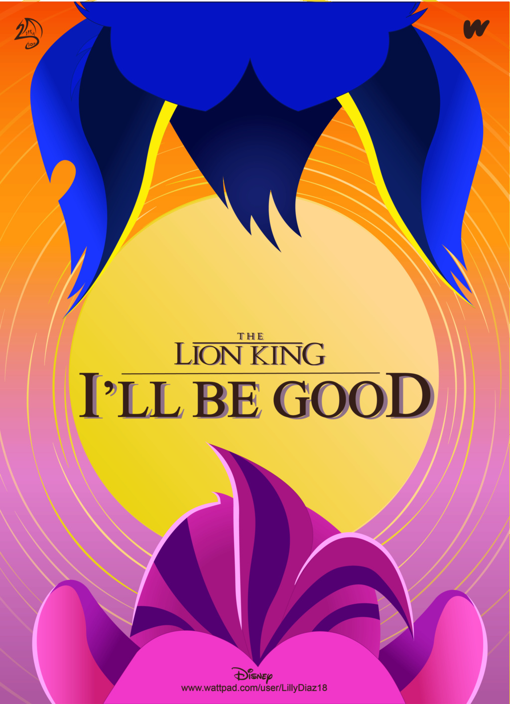 I'll be Good (JanjaxJasiri) Jansir12