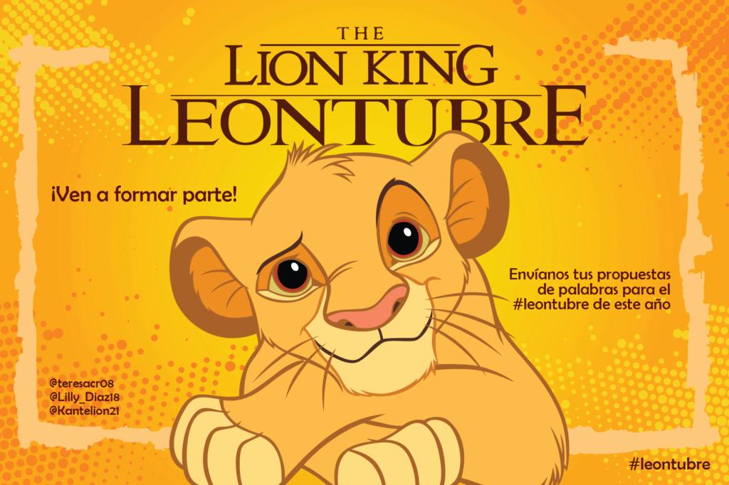 Leontubre... o sea, Inktober pero con leones xd Leontu10