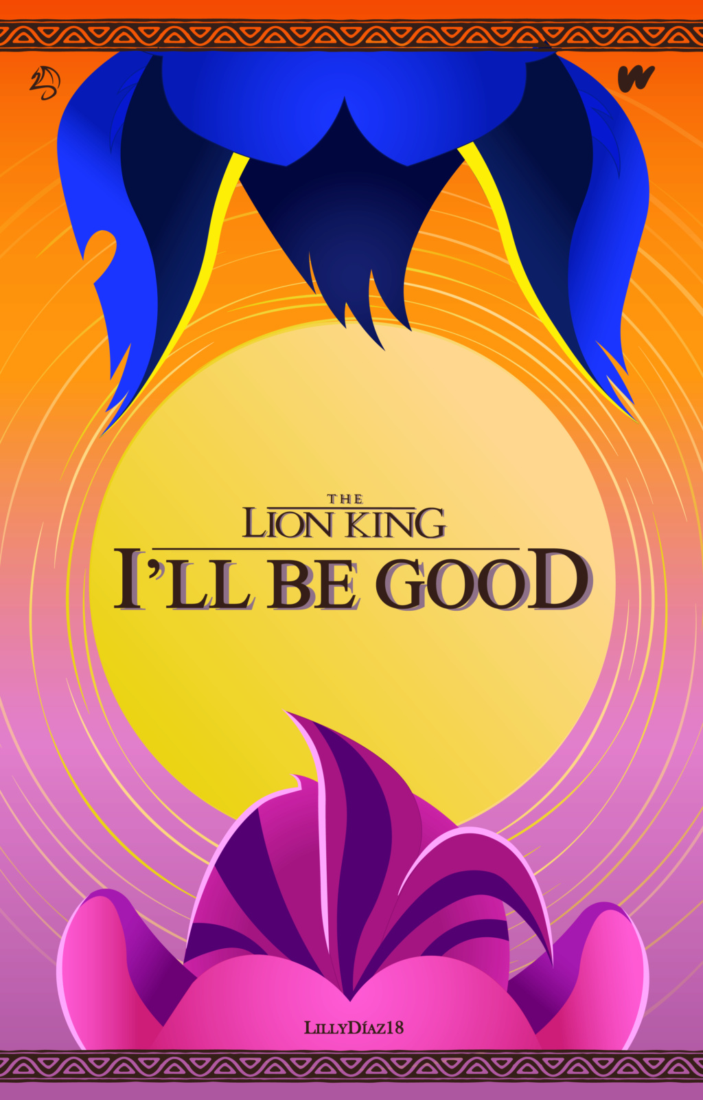 I'll be Good (JanjaxJasiri) Portad10