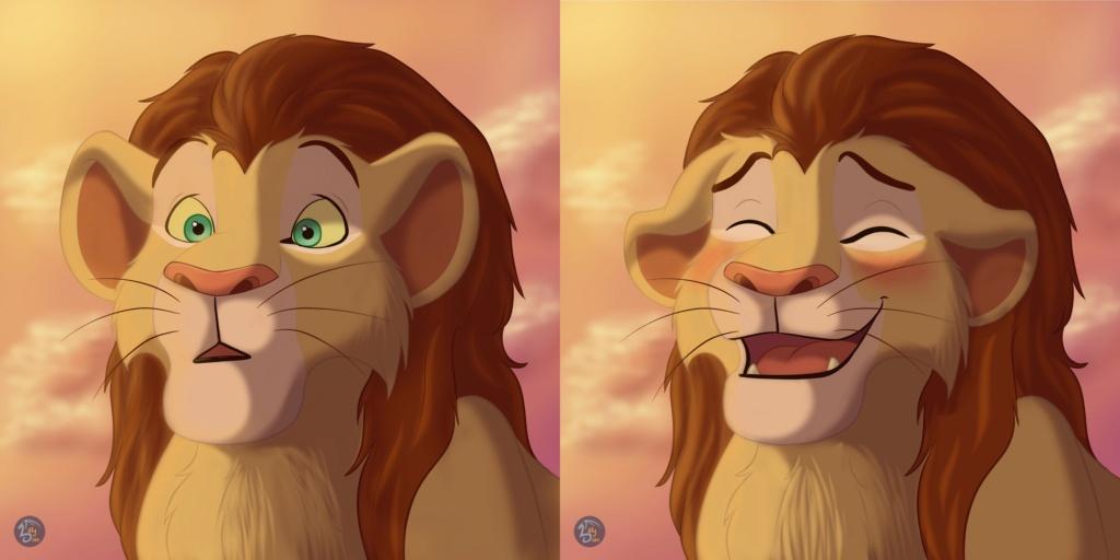 Leontubre... o sea, Inktober pero con leones xd Sorpre10