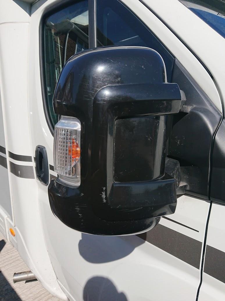 Mirror Guards - Peugeot Boxer / Fiat Ducato Dsc_0514