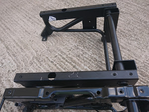 Lower Seat Box - Peugeot Boxer Dscpdc11