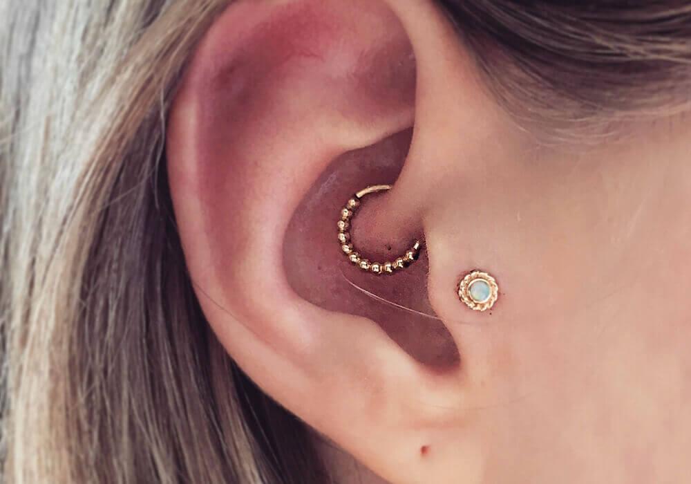 Oreille - Cartilage,Tragus Daith_10