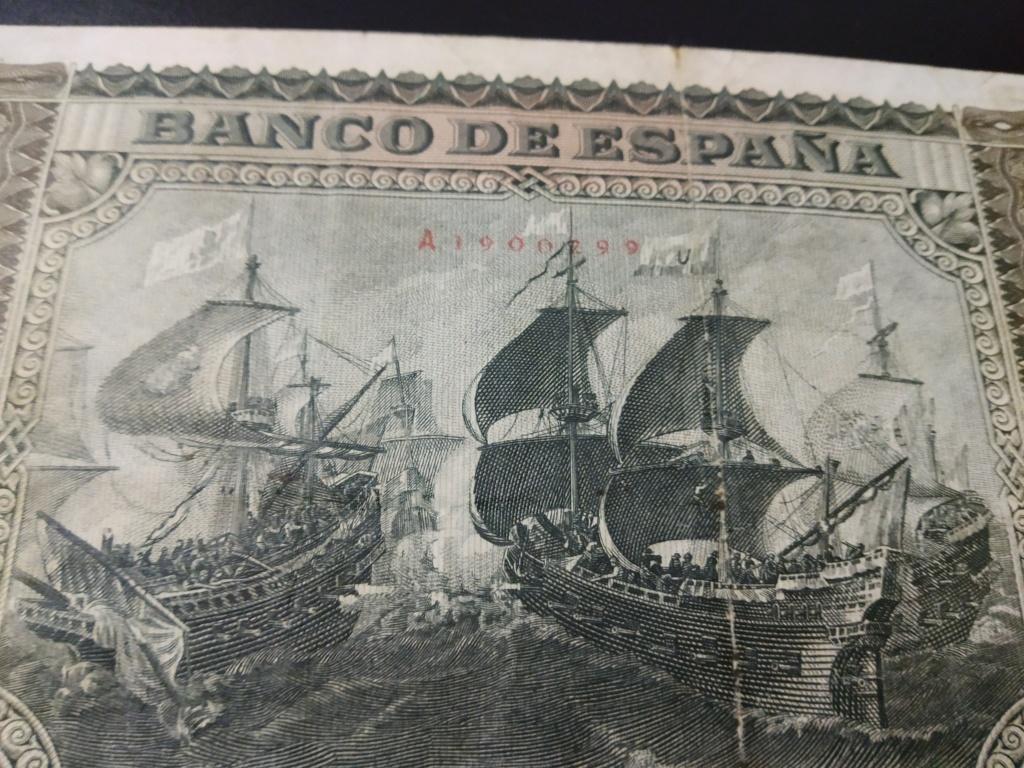 500 pesetas 1940, DON JUAN DE AUSTRIA y la Batalla de Lepanto Img_2063