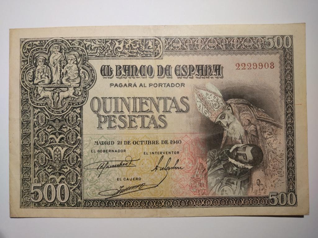 500 pesetas 1940 - Conde de Orgaz Img_2079