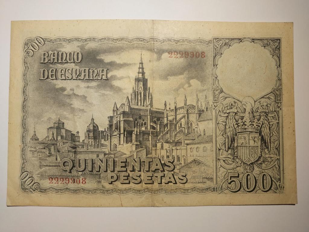 500 pesetas 1940 - Conde de Orgaz Img_2082