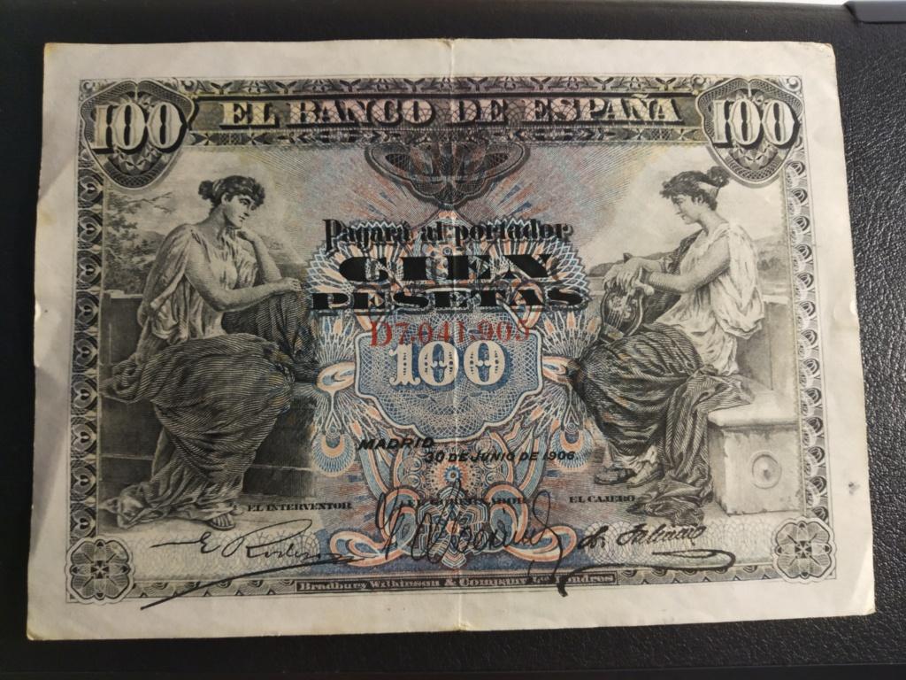 100 pesetas 1906 - SERIE D - Img_2114