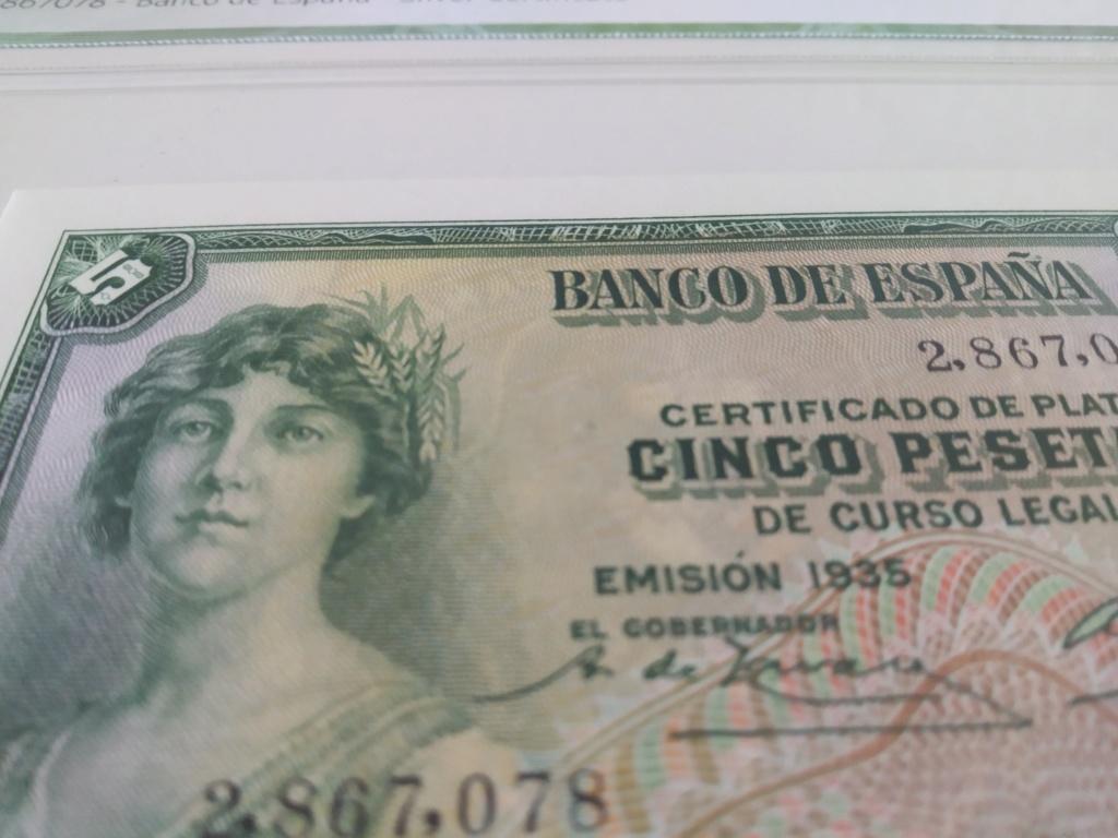 5 pesetas 1935 - el billete más COMÚN Img_2123