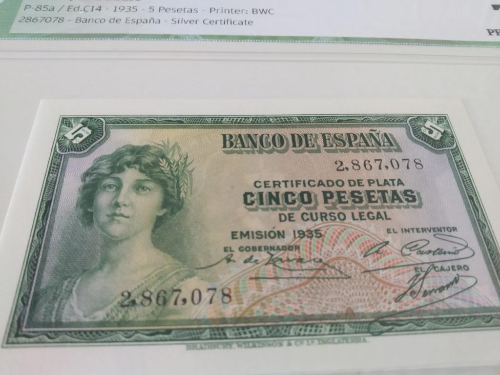 5 pesetas 1935 - el billete más COMÚN Img_2124