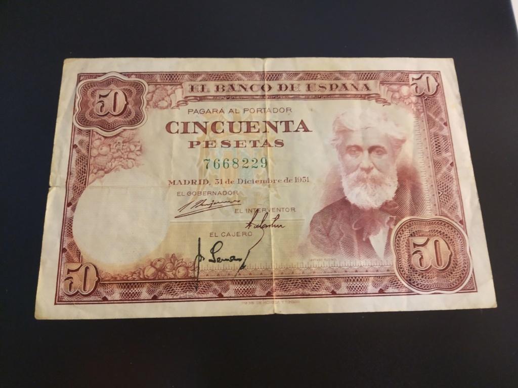 50 pesetas 1951 Sin Serie (Rusiñol) Img_2140