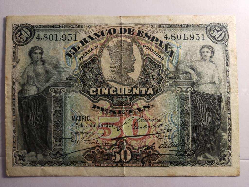 1° - 1907 50 pesetas  Img_2143